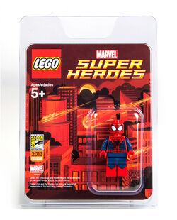 SpiderManSDCC2013