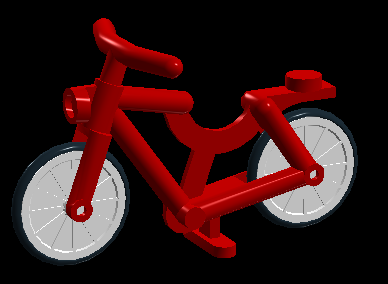 File:Red Bicycle.png