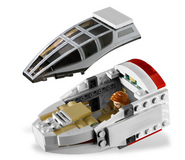 Jedi Shuttle Cockpit