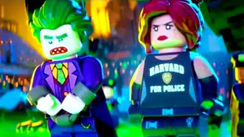 THE LEGO BATMAN MOVIE TV Spot 24 - Bad Guy (2017) Animated Comedy Movie HD