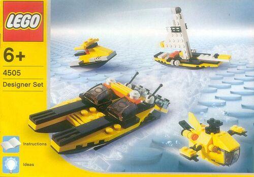 4505 Sea Machines