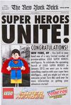 Comic-Con Exclusive Superman Giveaway