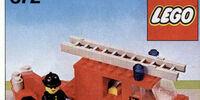 672/556 消防車