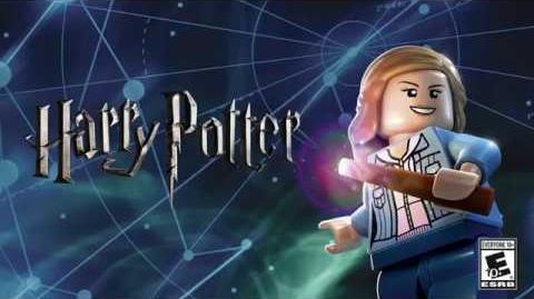 LEGO Dimensions Hermione Spotlight!