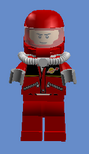 Red Pilot Captain