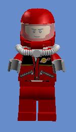 Red Pilot Captain