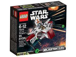 Lego Star Wars Microfighters ARC-170 Starfighter
