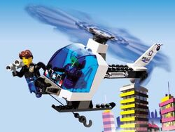 4604 Police Copter