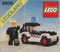 6600 Police Patrol
