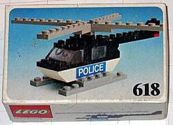 618-Police Helicopter