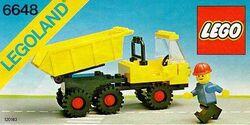 6648-Dump Truck