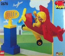 2676-Bertie the Little Red Plane