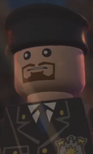 Batman Police Officer
