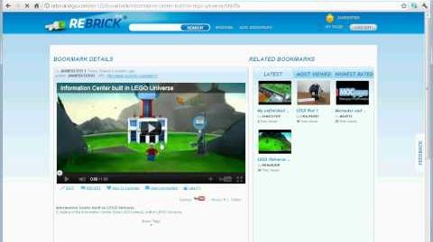 LEGO ReBrick Beta