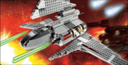 Palpatines Shuttle