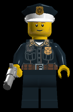 Police Officer (The Asembles)