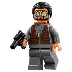 LEGO SW Figures - Bodhi Rook