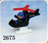 2675-Police Helicopter