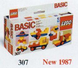 307 Basic Building Set
