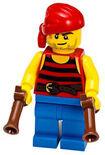 70412 Pirate (Red shirt)