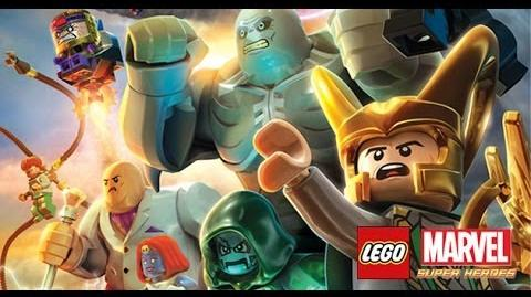 Lego Marvel Super Heroes (HD) Gameplay from HobbyConsolas