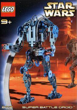 8012-2 Technic Super Battle Droid
