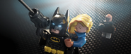 Batman 1989 Flashback (LEGO Batman Movie)