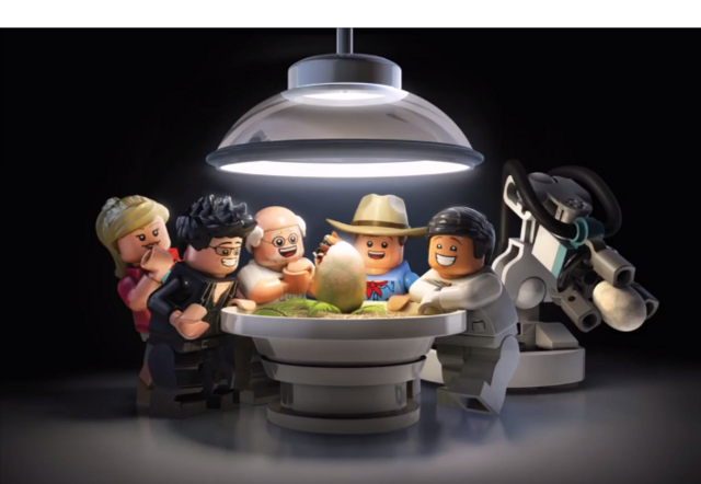 File:LEGO Jurassic World The Videogame the Lab2.PNG