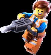 Lego-emmet
