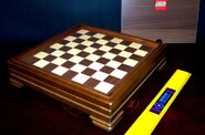 Lego wood chess 4