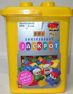 1816 20th Anniversary Jackpot Bucket