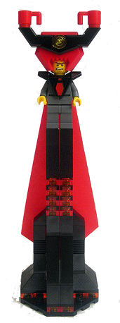 the lego movie lord business