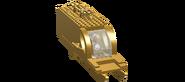 Gold Bolt's Gold Carbonite Transport, 2
