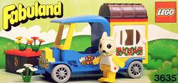 3635-Bonnie Bunny's Camper