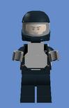 Black Spy Rookie