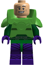 Lex Luthor (Power Armour in Game)