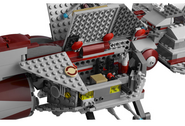 lego star wars escape pod instructions