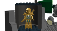 Powerup Statue