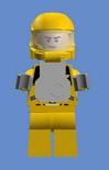 Yellow Scientist Rookie