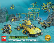 Aqua raiders wallpaper5