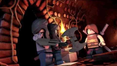 LEGO Prince of Persia Mini Movie