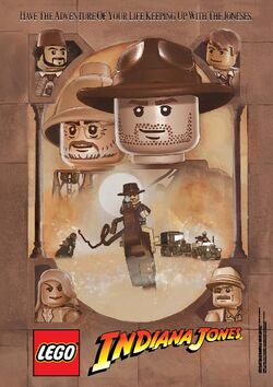 Indiana Jones and the Last Crusade poster