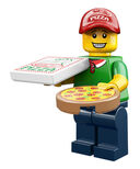 Pizza Delivery Man Series 12 LEGO Minifigures