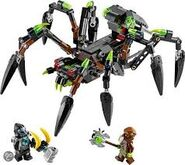 Sparratus' spider striker all