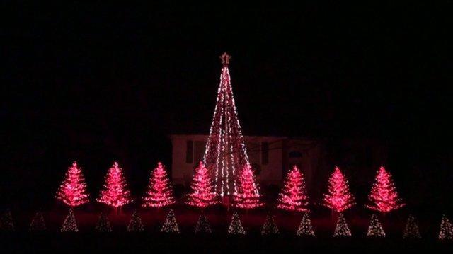 Stafford Lights - God Rest Ye Merry Gentlemen
