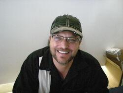 Steve Blum at the Code Gaess Premiere2