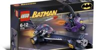 7779 The Dragster: Catwoman Pursuit