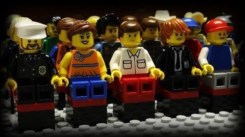 Lego Movie Theater