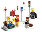 8401 City Minifigure Collection