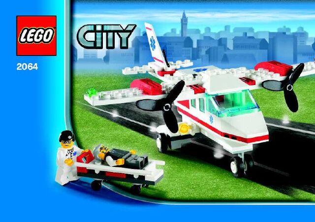 File:2064 Air Ambulance Plane.jpg
